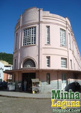 Cine Teatro Mussi - Laguna - Fachada