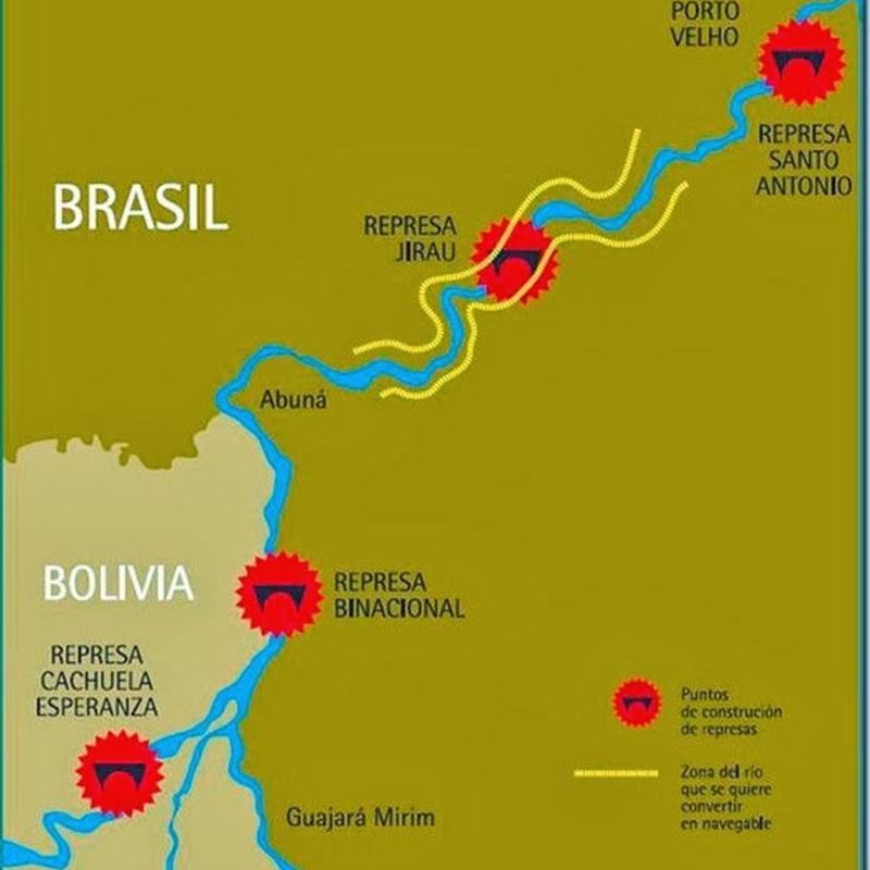 "Instituciones piden declarar a Beni ""zona de desastre"""