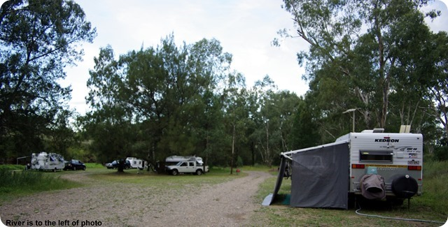 Gwydir River Campground