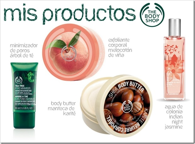 BodyShop-Productos