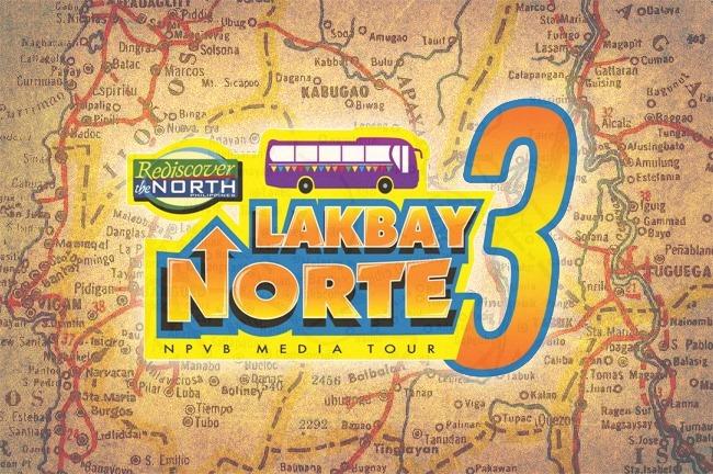 Lakbay Norte - Lakad Pilipinas