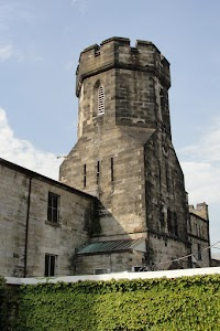 Watchtower at Eastern State Penitentiary