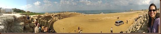 2.25 Caesarea Hippodrome seats
