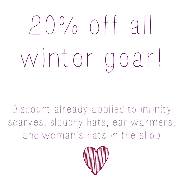 Winter gear discount