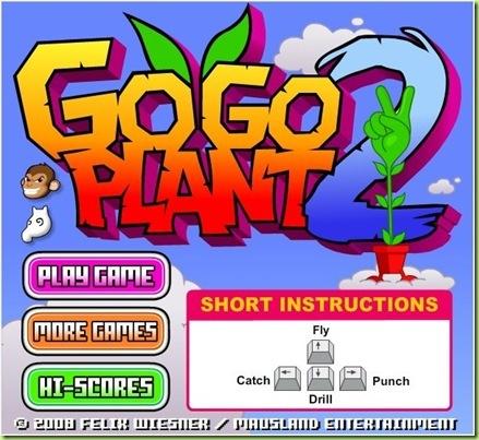 gioco go go plant 2