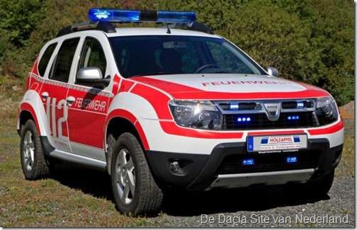 Dacia Duster als brandweer 04