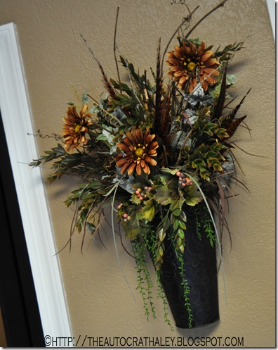 WALL FLORAL DECOR (2)