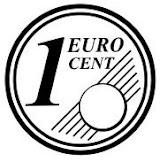 1 centavo de Euro