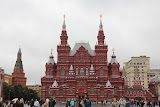 Place rouge - Moscou