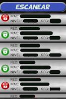 Screenshot of Wifi Pass Audit