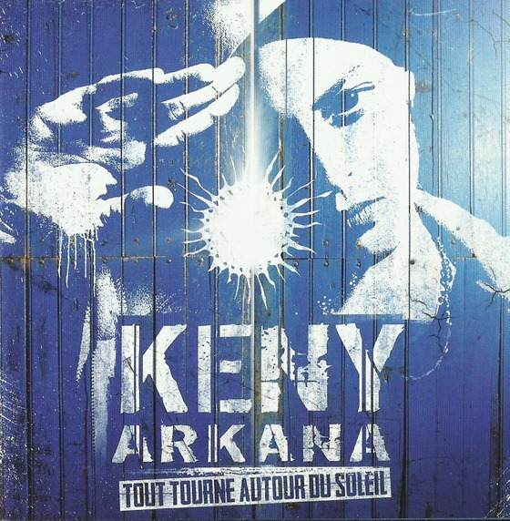 DE AFAR: Keny Arkana - Tout tourne autour du soleil (2012) 