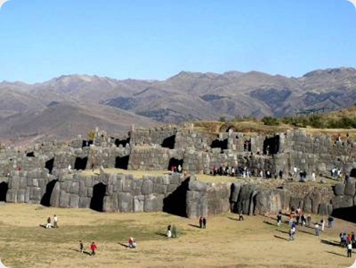 Sacsayhuaman 2