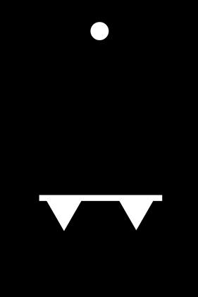 tag with teeth