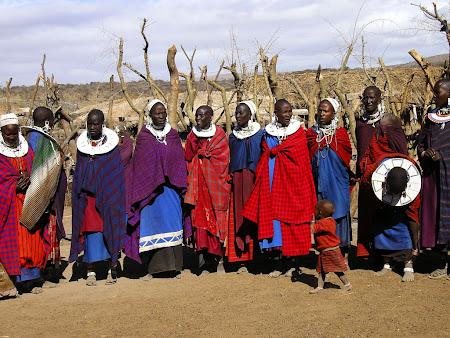 Safari: Masai
