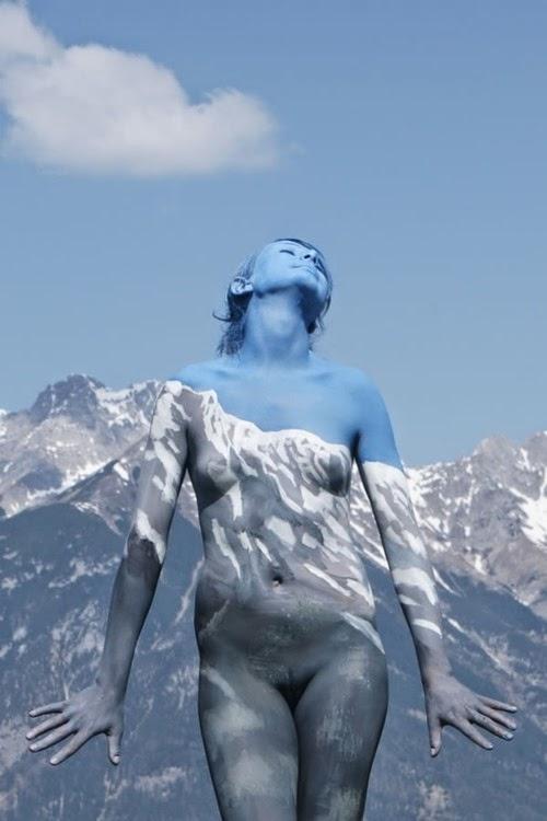 Arte corporal anatomia humana 10