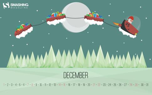 Calendario Diciembre 4