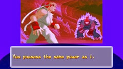 Street Fighter Alpha 2, Finais, Ryu