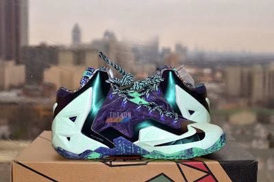 nike lebron 11 gr allstar 8 13 Release Reminder: LeBron 11 Gator King All Star... the Whole Package (30 pics)