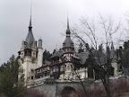 Το Peleş Castle κοντά στην πόλη Sinaia της Ρουμανίας