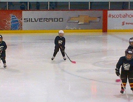 Danica's hockey 4