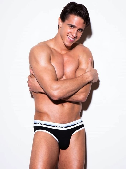 sexy guy for N2N Bodywear