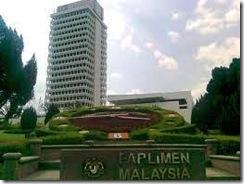 parlimen malaysia bubar