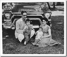 Familia Hernandez, Digna, Lourdita y Mercedes López de H