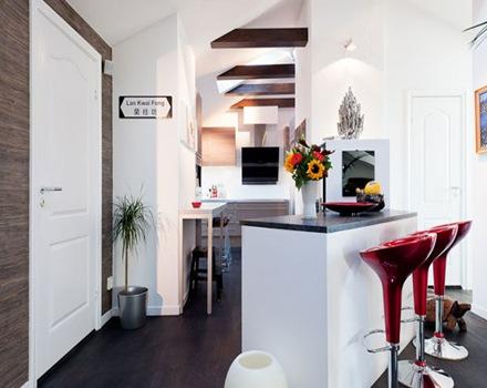 cocina-moderna-en-atico