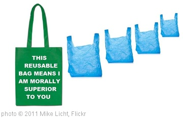 'Attack of the Plastic Bags' photo (c) 2011, Mike Licht - license: http://creativecommons.org/licenses/by/2.0/