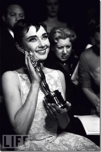 oscar audrey hepburn
