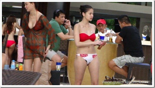 Anne Curtis With Sexy Bikini Photos || gudangcewek.con