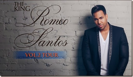 Romeo santos ACMX 2014 Tour Vol 2