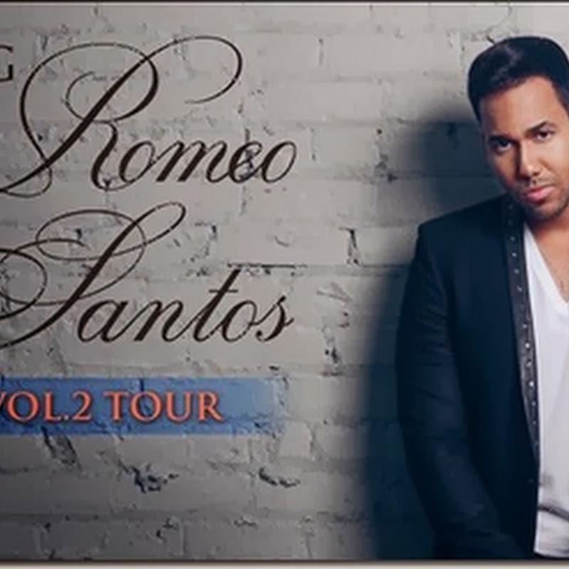 Romeo Santos en Mexico: 08 y 09 de Marzo 2014