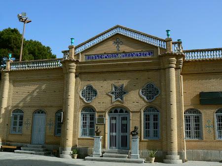 Isfahan: The Armenian Museum in Jolfa