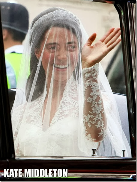 royal wedding goring kate leaving 290411