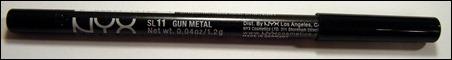 NYX Gun Metal Slide On Eye Liner