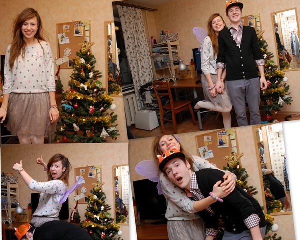 новый год2012