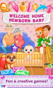 Game My Newborn - Mommy & Baby Care APK for Kindle