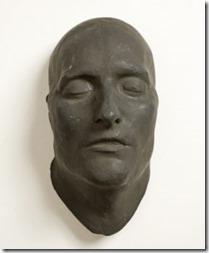Máscara Mortuária que pode não ser de Napoleão