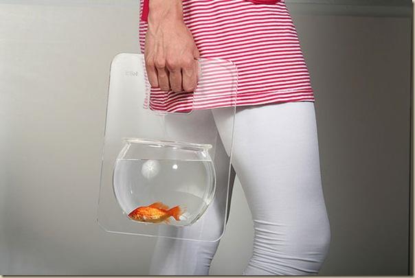 Aquariums créatifs et insolites