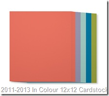 Incolour cardstock