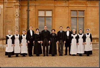 DowntonAbbey cast