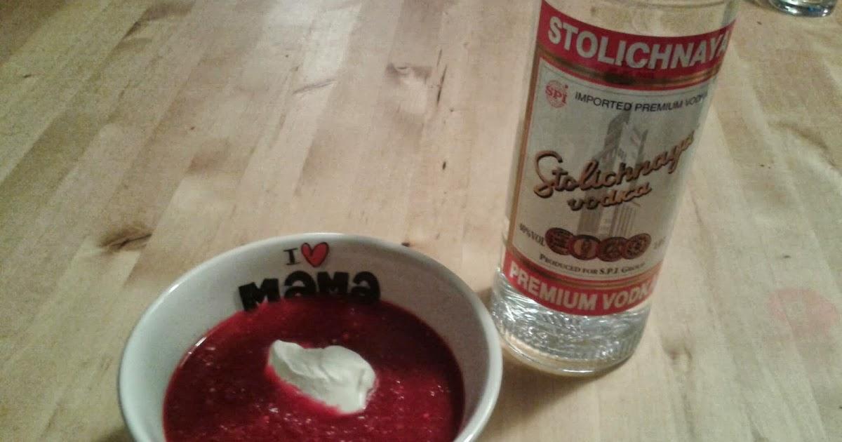 recept rode bietensoep