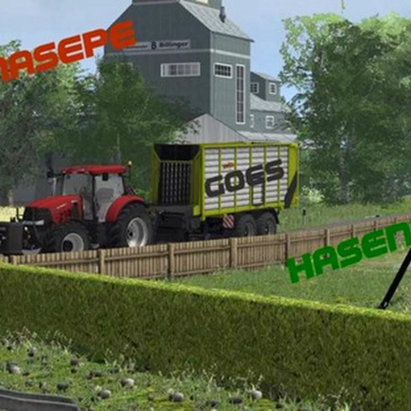 Farming simulator 2013 - Kleinaspe goes Hasenmor v 0.8