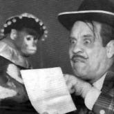 Lew lehr cameo monkey