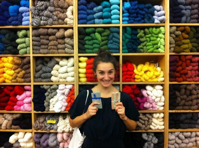 Purl Soho Elsa yarn