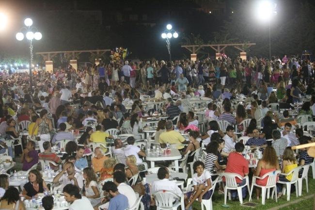 35 χρόνια κλείνει το μεγάλο πανηγύρι στα Φραγκάτα (17-18.8.2013)