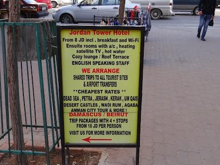 Hotel ieftin Amman