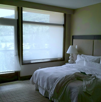 Westin Riverfront Suite Bedroom