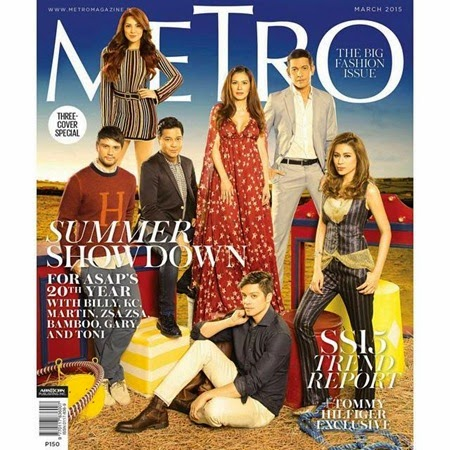 ASAP 20 for Metro March 2015
